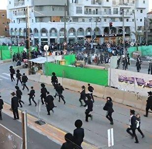 Protesty v Izraeli: policie zadržela 28 ortodoxních židů