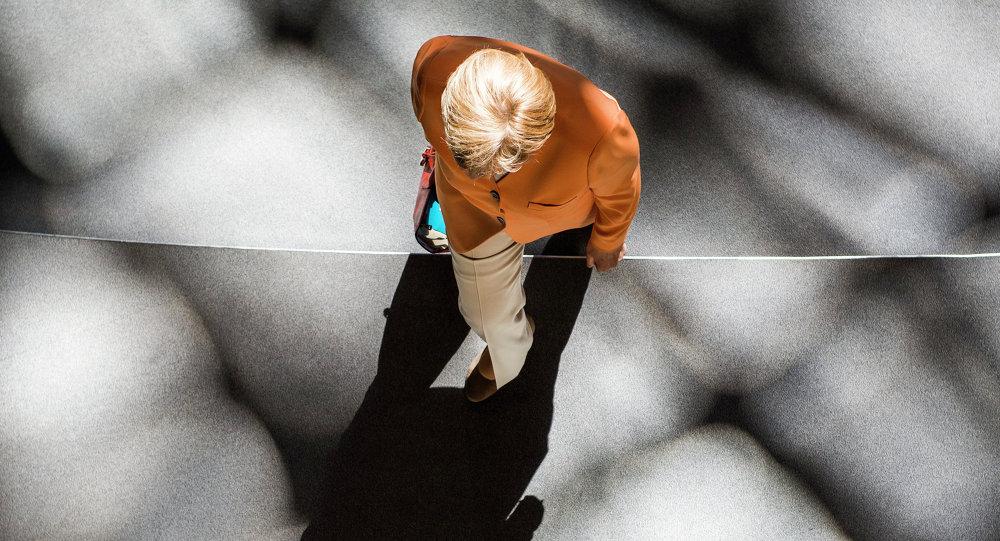 Německá kancleřka Angela Merkelová