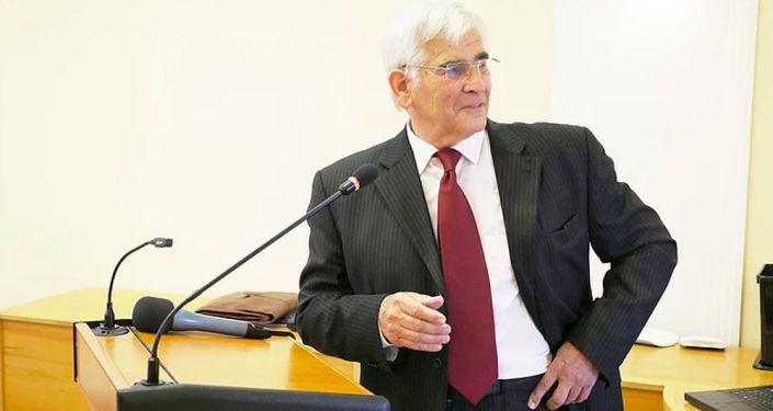 Slovenský vědec a podnikatel Štefan Kassay