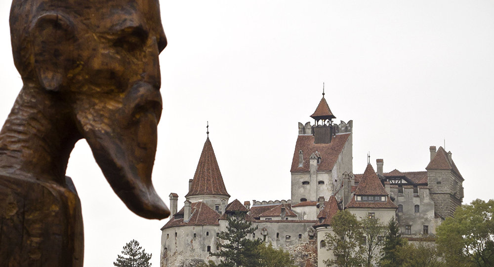 Archeologové prosvítili radarem základy slavného hradu Corvinov v Transylvánii