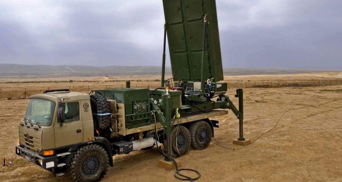 Víceúčelový radar EL/M-2084
