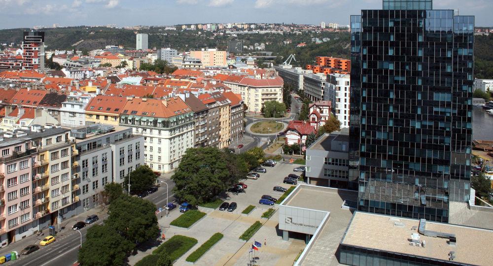 Budova Nejvyššího kontrolního úřadu (NKÚ) v Česku