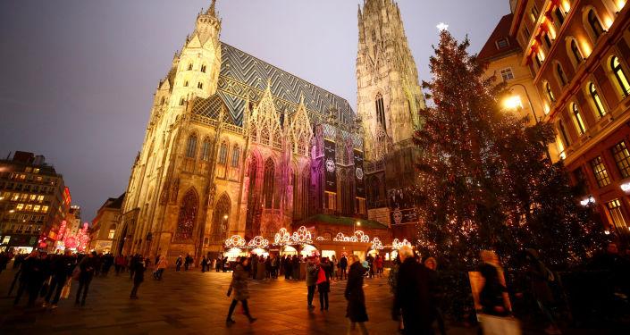 Sváteční Vídeň