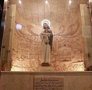 Poprvé od začátku války se v Damašku rozzářily sváteční ohně