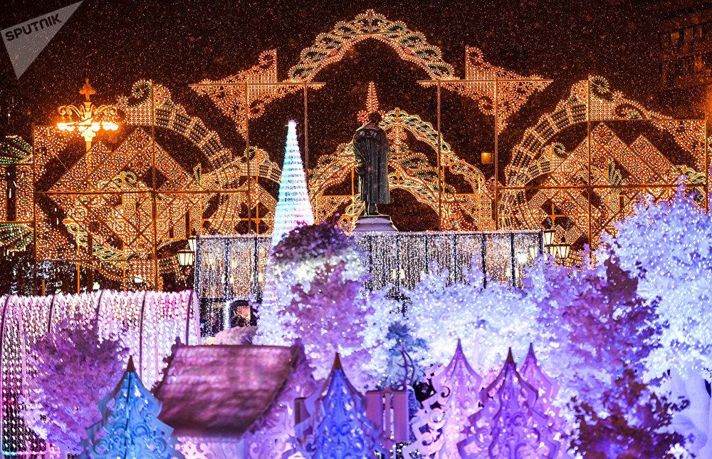 Zahájení festivalu Cesta do Vánoc