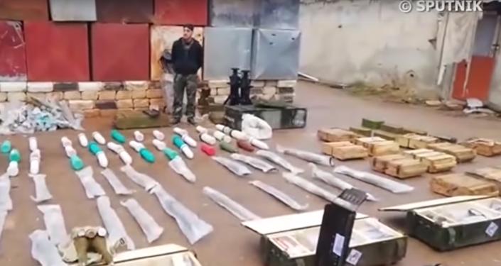 Americké zbraně v Sýrii