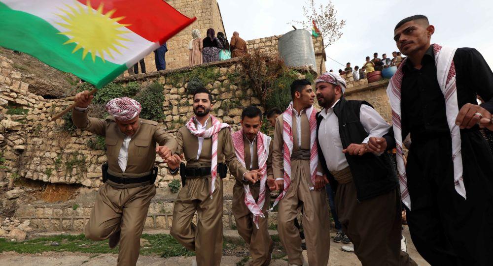 Oslavy Nourúzu Kurdy