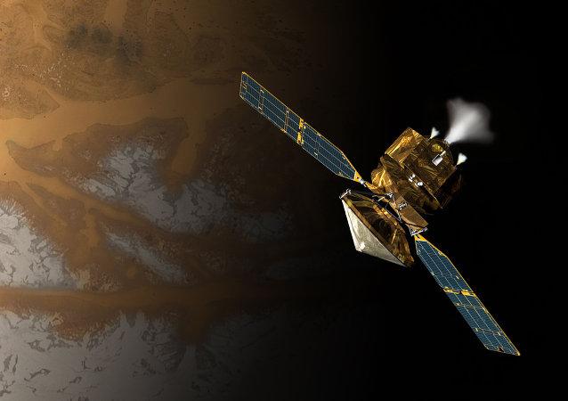 Umělecká představa družice NASA