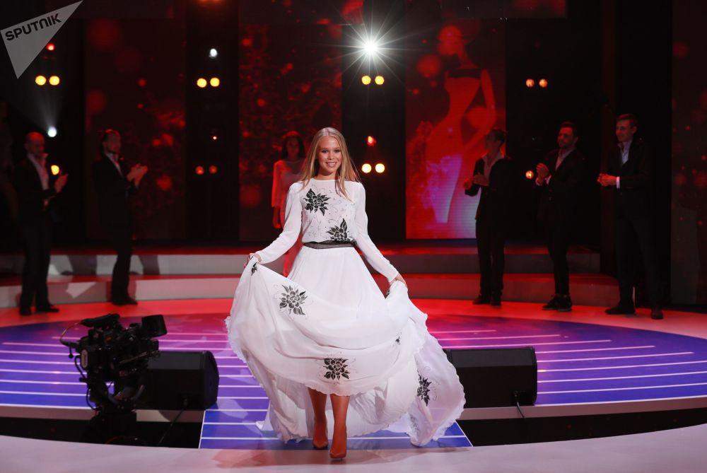 Soutěž krásy Miss Moskva 2018