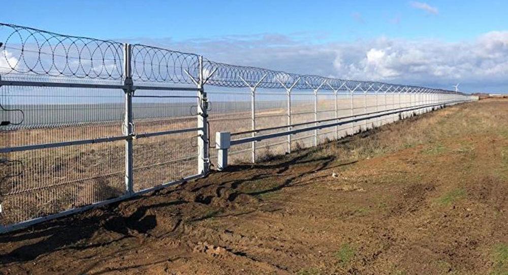 Zátarasy na hranici s Ukrajinou