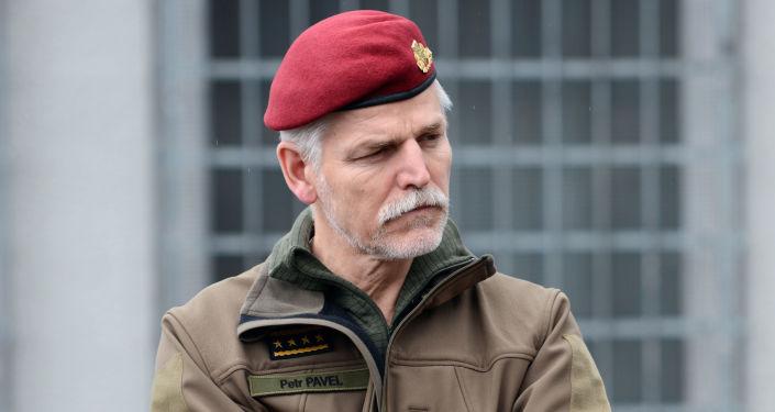 Bývalý šéf Vojenského výboru NATO a generál ve výslužbě Petr Pavel
