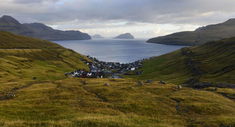 Ostrov Streymoy, největší z Faerských