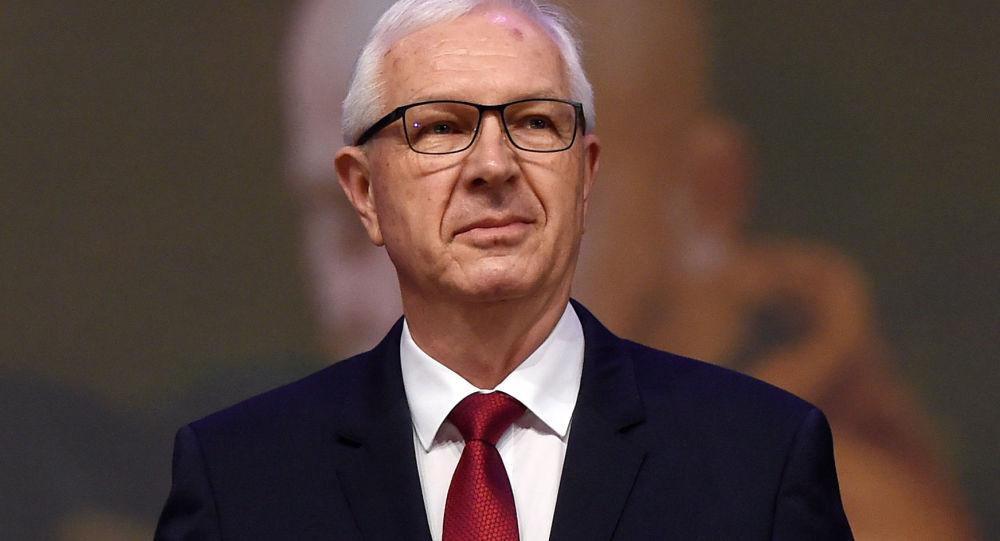Český senátor Jiří Drahoš