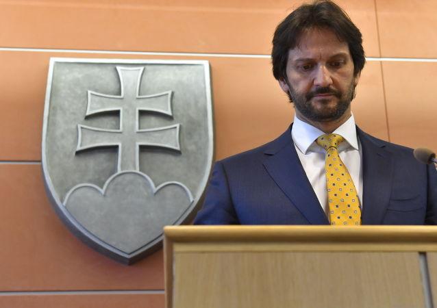 Exministr vnitra Robert Kaliňák