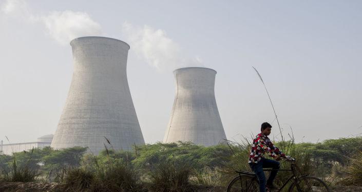 Jaderná elektrárna v Indii