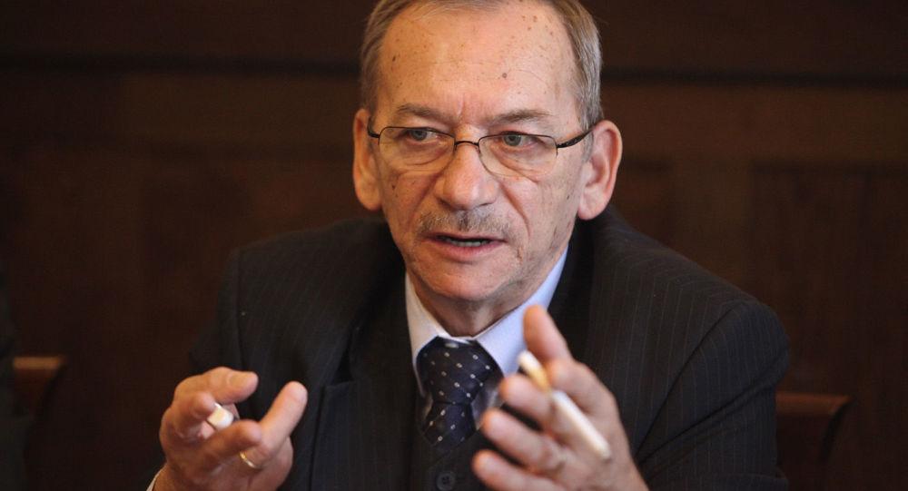 Předseda Senátu Jaroslav Kubera