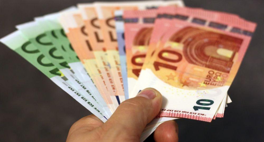 Bankovky euro