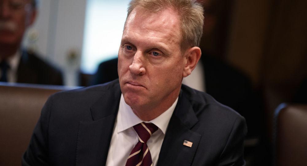 Patrick Shanahan, úřadující ministr obrany USA