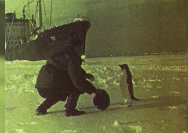 Výročí sovětské expedice v Antarktidě