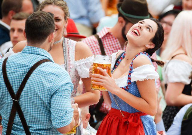 Mnichovský Oktoberfest