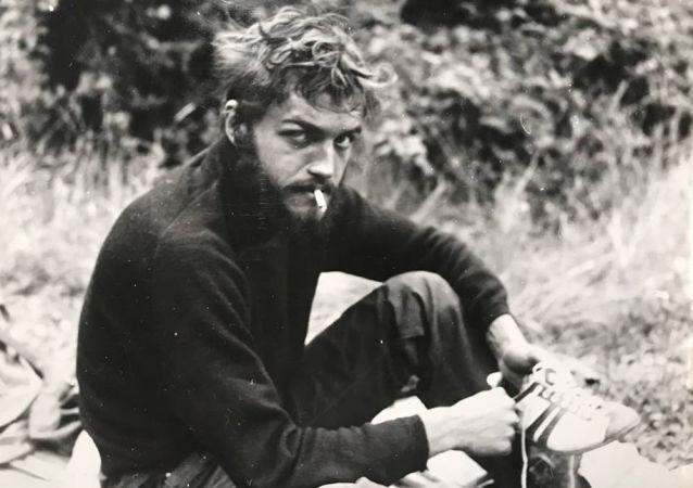 Spisovatel a architekt Michael Třeštík