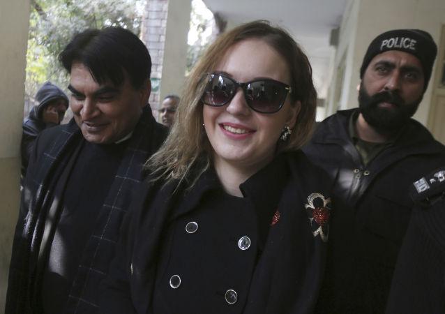 Tereza H. v Pákistánu