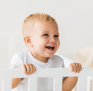Radostné díte, Ilustrační foto