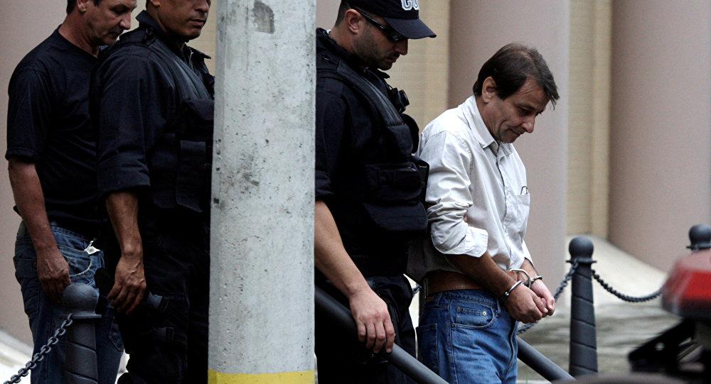 Italský terorista Cesare Battisti odsouzený ve vlasti na doživotí byl zadržen v Bolívii