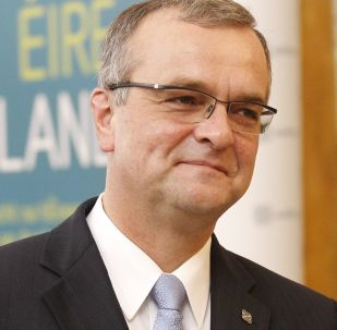 Zakladatel a šéf poslaneckého klubu TOP 09 Miroslav Kalousek
