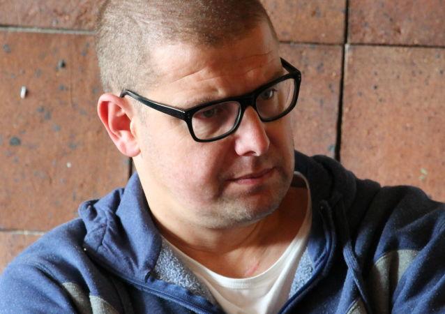 Český novinář Jindřich Šídlo