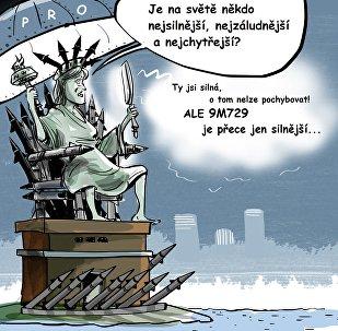 Demokracie USA a 9M729 jsou neslučitelné?
