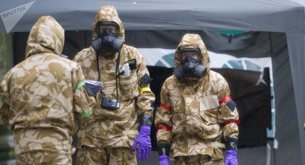 Chemická operace v Salisbury