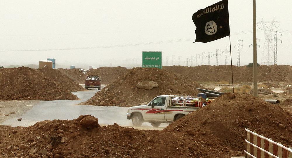 Kontrolní stanoviště IS v Iráku