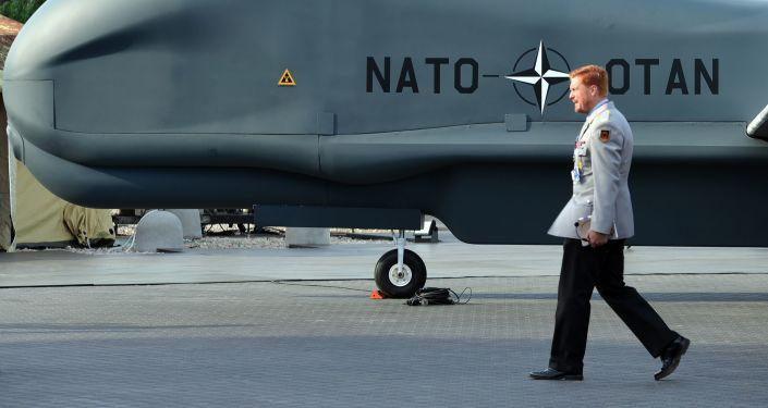 Letouny NATO Global Hawk Block 40