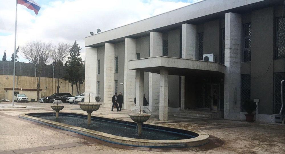 Velvyslanectví RF v Damašku