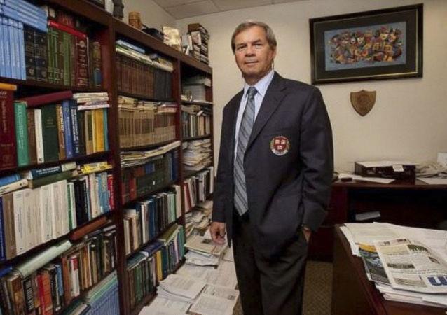 Profesor Harvardu a MGU Anatolij Kljosov