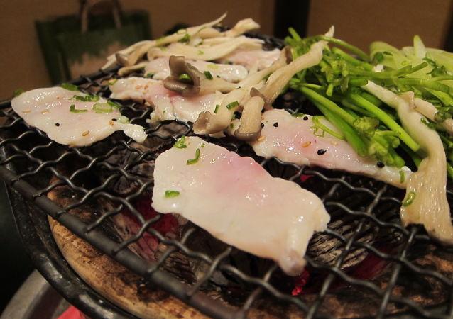 Smažené ryby