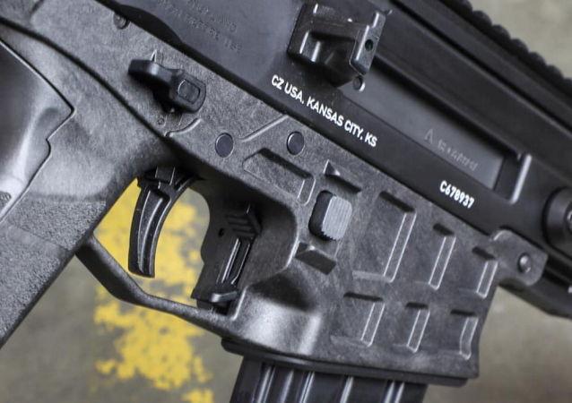 Zbraně české společnosti Česká zbrojovka, které se dodávají do USA