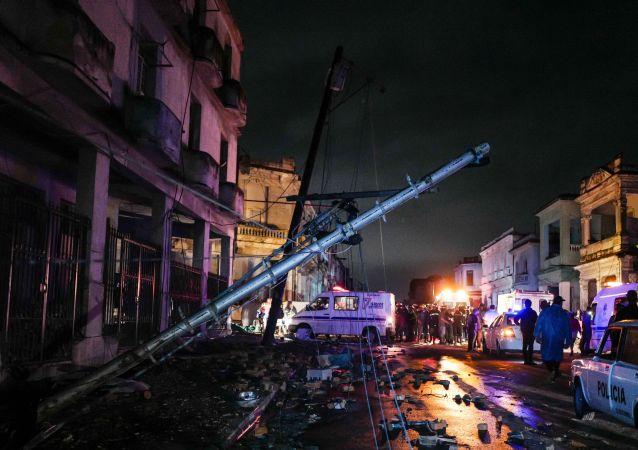 Havana po zemětřesení