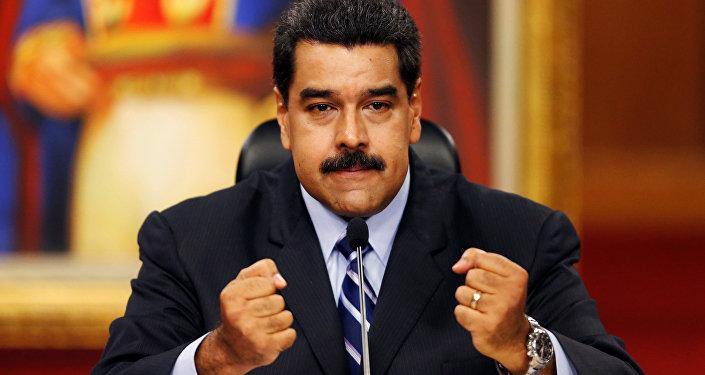 Maduro: Trumpe, ruce pryč od Venezuely!