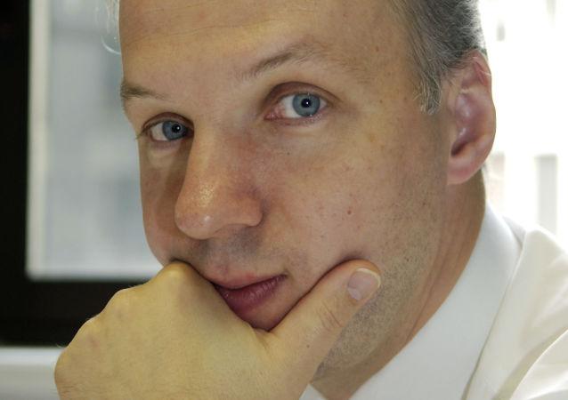 Senátor Pavel Fischer