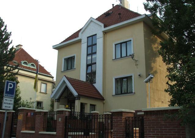 Velvyslanectví Ukrajiny v Praze