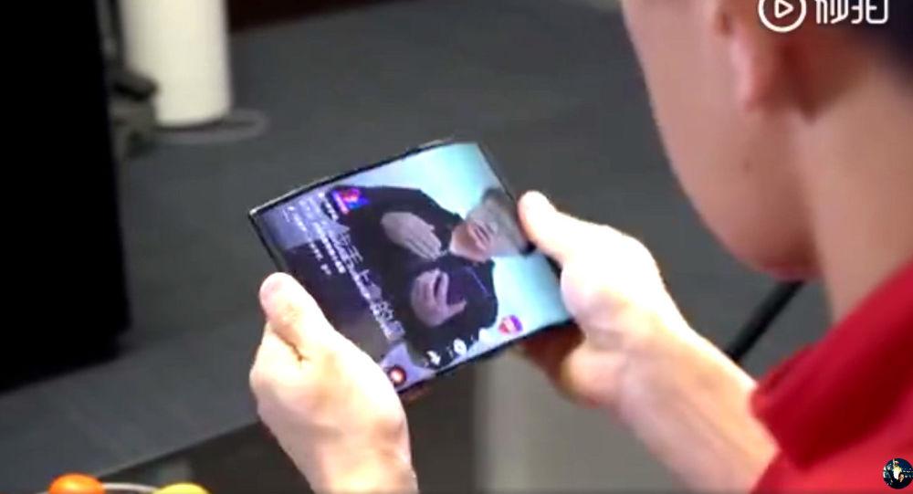 prototyp modelu Xiaomi