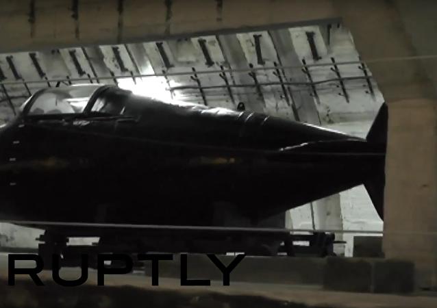 Sevastopol: turisté teď mohou navštívit supertajnou základnu ponorek