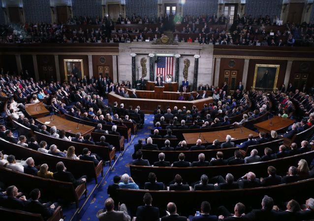 Kongres USA ve Washingtonu