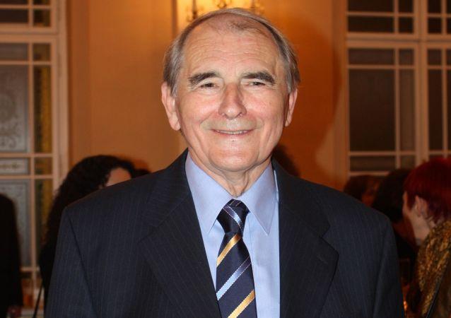 Bývalý ministr zahraničí Jaroslav Šedivý