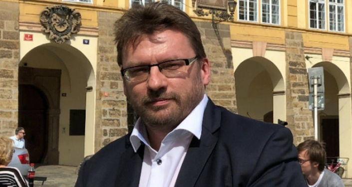 Poslanec Lubomír Volný