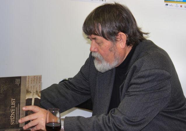 profesor Petr Čornej