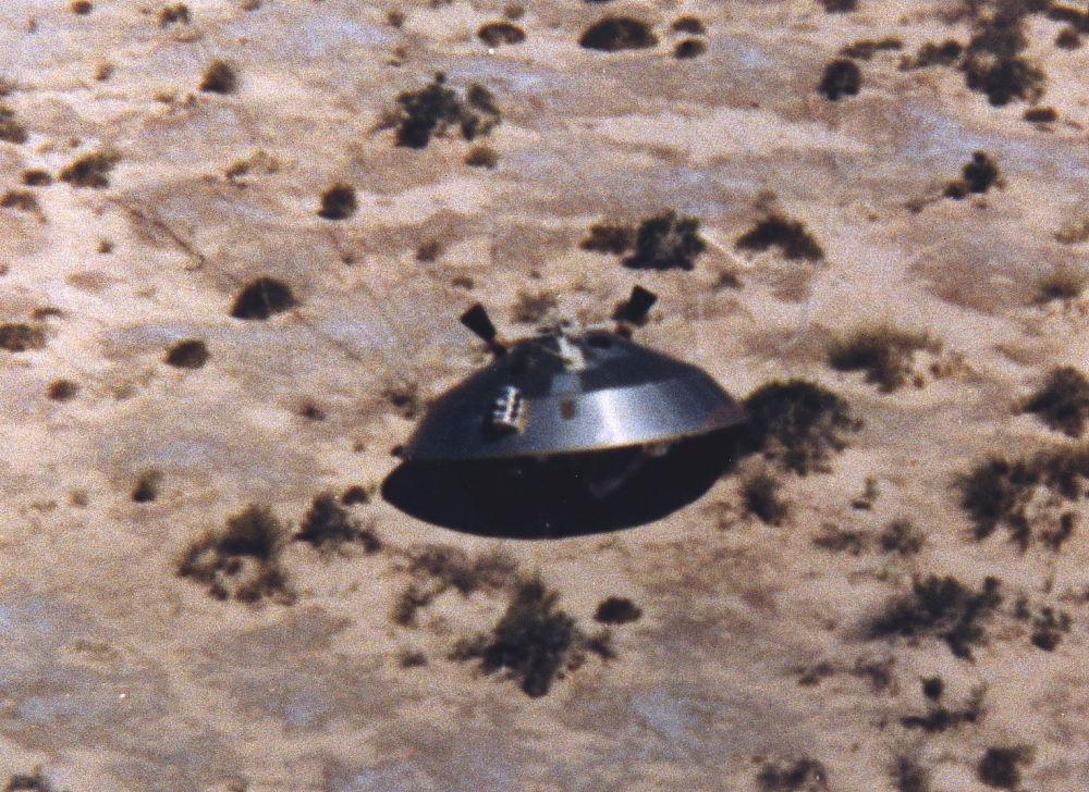 Americká kosmická sonda Viking