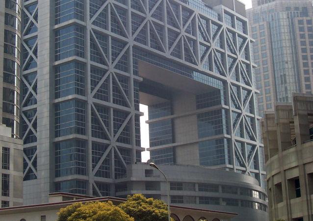 šanghajská burza